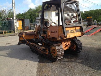 Bulldozer Case 450A - 3