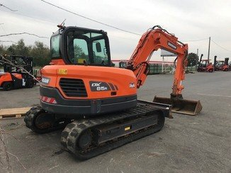 Mini pelle Doosan DX85R-3 - 1
