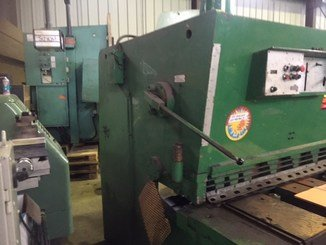 Cisaille guillotine Colly 1042 - 3