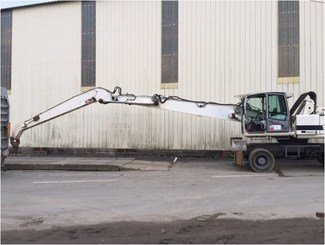 Pelle de manutention Terex 1704 MI - 5