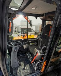 Mini pelle Doosan DX57W-5 - 4