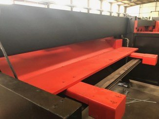 Cisaille guillotine Amada GPS630 - 2