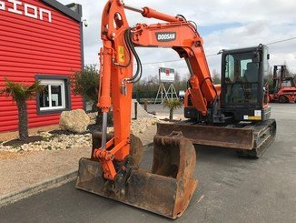 Mini pelle Doosan DX85R-3 - 7