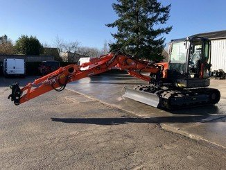Mini pelle Doosan DX 85 R-3 - 2