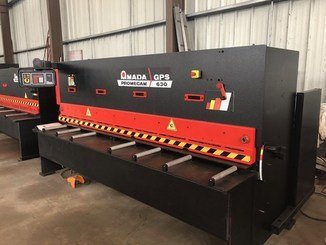 Cisaille guillotine Amada GPS630 - 1