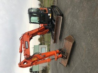 Mini pelle Doosan DX85R-3 - 8